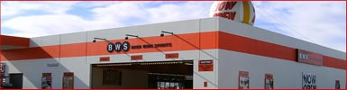 Featured Projects - BWS Outlets